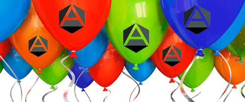 """День народження компанії ТБК """"АГАТ"""". Нам 3 роки!"""