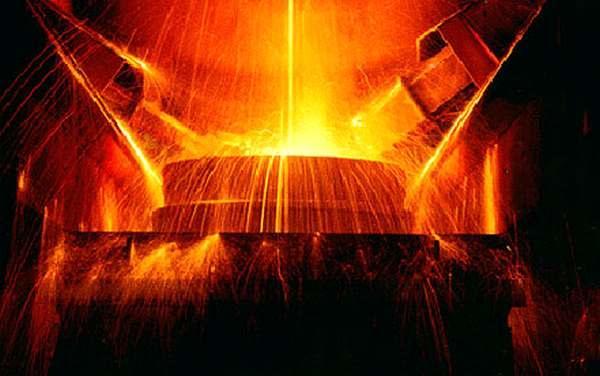 Україна скоротила виробництво виплавки сталі на 12,7% від світових країн-виробників.